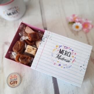 Anti-gaspi : Barre chocolatée nuts x2