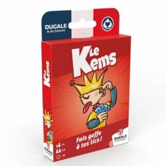 Jeu de cartes - Le Kems
