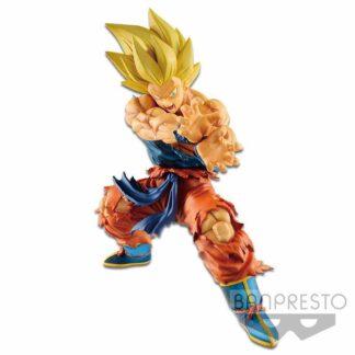 Dragon Ball - Figurine Son Goku Kamehameha 17 cm