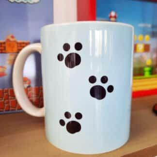 Mug bleu CatVador