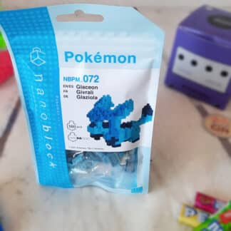 Nanoblock - Givrali - Pokemon - Figurine mini à monter