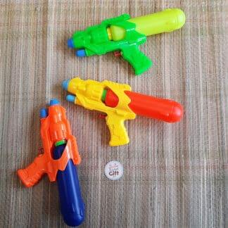 Pistolet à eau 26 cm avec réservoir