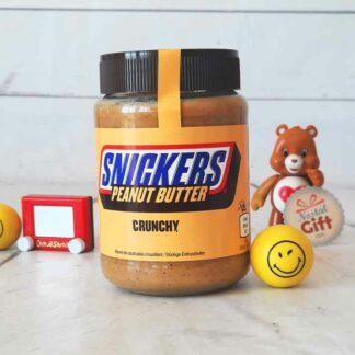 Pâte à tartiner beurre de cacahuète Snickers ( 320 g)
