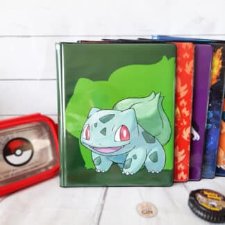 Pokémon - Portfolio A4 cartes Pokémon - Bulbizarre