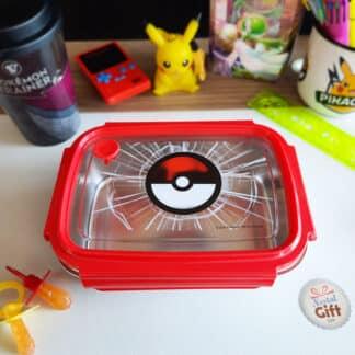 Boîte à goûter/déjeuner - Pokémon