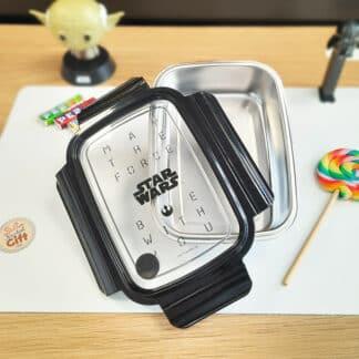 Star Wars - boîte à goûter/ déjeuner en métal