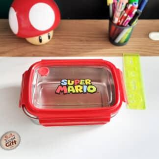 Super Mario - boîte à goûter/déjeuner