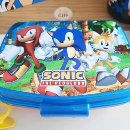 Boîte à goûter - Sonic