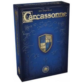 Jeu Carcassonne 20-ème anniversaire - Edition limité