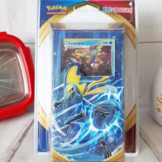 Cartes Pokémon - Epée et bouclier Deck Lézargus (60 cartes)