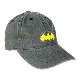 Batman - Casquette grise baseball ajustable