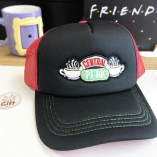 Friends - Casquette premium ajustable Central Perk
