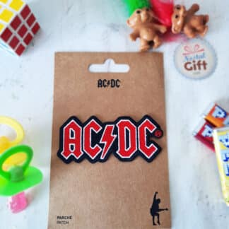Patch thermocollant AC/DC