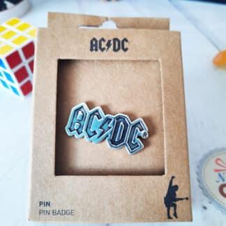 AC/DC - Pin's en métal logo