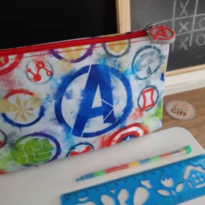 Marvel - Trousse 3 compartiments Avengers