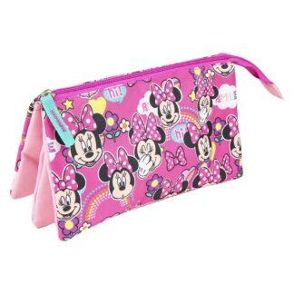 Disney - Trousse 3 compartiments Minnie
