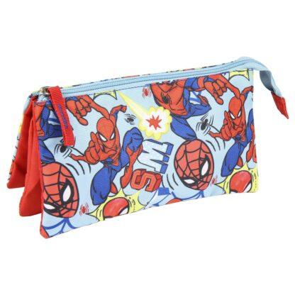 Spiderman - Trousse 3 compartiments