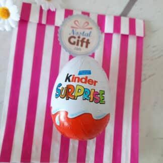Oeuf Kinder Surprise version fille (à l'unité)