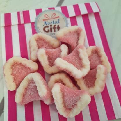 Bonbons Dents de vampire citriques x10