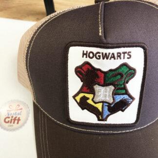 Harry Potter - Casquette Baseball marron ajustable