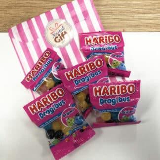 Mini sachets Dragibus de Haribo 10g x 5