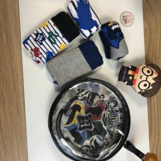 Harry Potter - Pack sous-vêtements : 2 Boxers et 2 paires de chaussettes