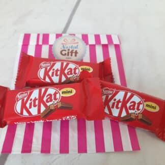 Kit Kat Minis - Barre Chocolat (par 3)