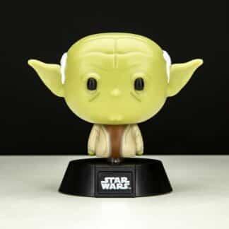 Star Wars - Lampe veilleuse Maitre Yoda