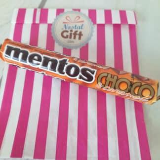 Mentos Choco & caramel - Bonbons en dragée