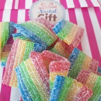 Bonbons Miami Fizz Arc-en-ciel Haribo x10