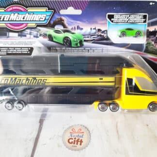Micro machines - Camion de transport miniature