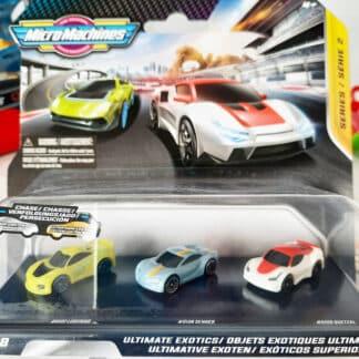 Micro machines - Kit de démarrage 3 véhicules série 2