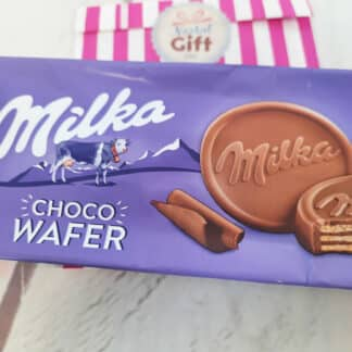 Milka - Choco Supreme - Gaufrettes en chocolat 150g
