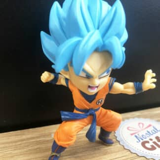 Dragon Ball - Figurine Chibi Super Saiyan Blue Son Goku