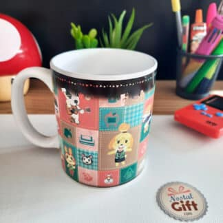 Animal Crossing - Mug magique thermoréactif