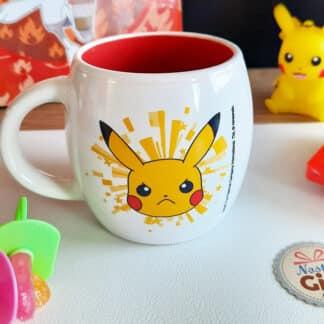 Pokemon - Mug rond  Pikachu (380 ml)