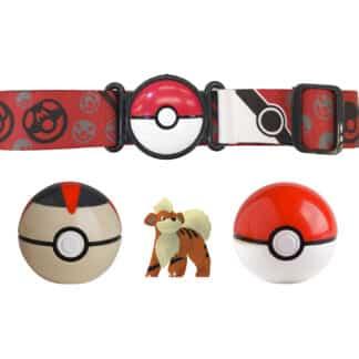 Pokémon - Ceinture Pokéball Caninos