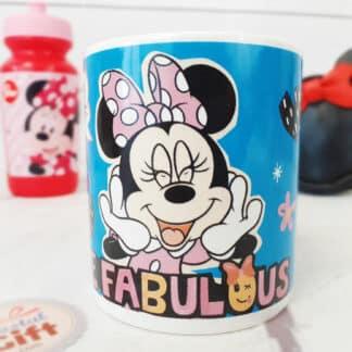 Disney - Tasse Minnie Be Fabulous  (220ml)