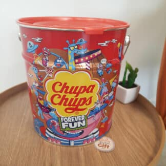Chupa Chups - Tubo Forever Fun de 150 sucettes