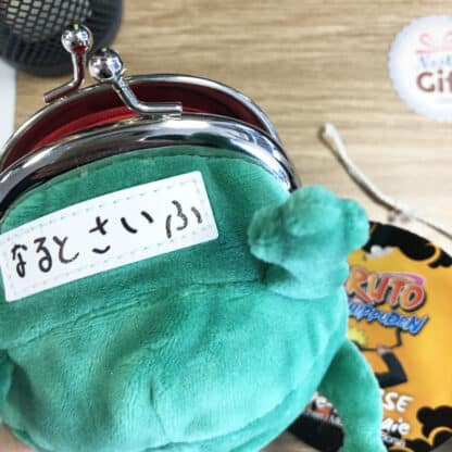 Naruto Shippuden - Porte monnaie Gama Chan