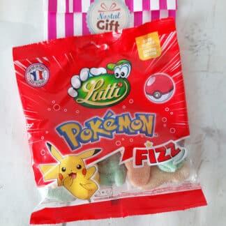 Lutti - Bonbons acidulés Pokémon Fizz sans gluten