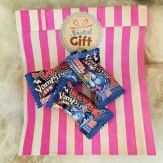 Boules de chewing gum tâche langue Vampire Boom de Fini - x3