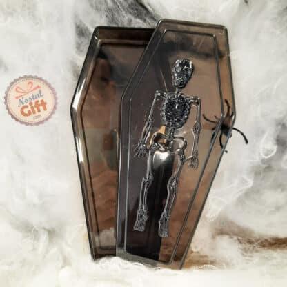 Halloween - Boîte en forme de cercueil