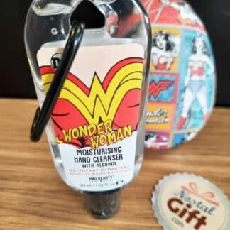 Gel désinfectant hydratant pour les mains - Batman (DC Comics) - Forêt Noire