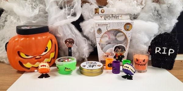 <p>Si vous fêtez halloween en famille ou entre amis, il vous faut une animation pour passer une superbe journée/soirée ! Pour cela, nous vous proposons des jeux et jouets sur le thème d'halloween !</p>