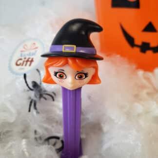 Pez sorcière d'Halloween