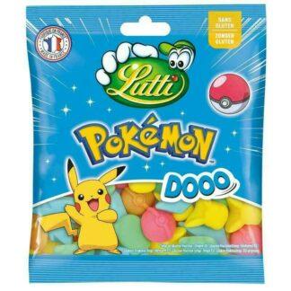 Lutti - Bonbons gélifiés Pokémon Dooo sans gluten