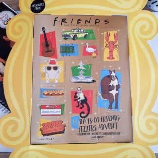 Friends - Calendrier de l'avent 12 Jours - Produits beauté bain et corps