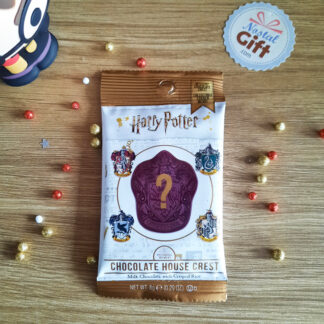 Blason surprise en chocolat - Harry Potter