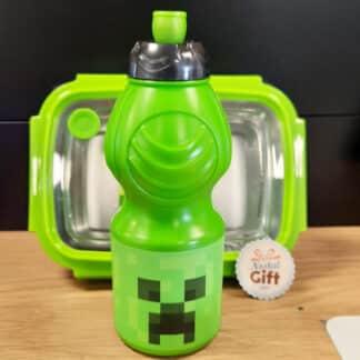 Minecraft - Gourde en plastique Creeper